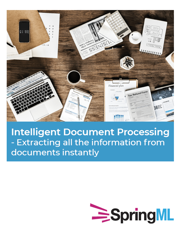 Intelligent Document Processing
