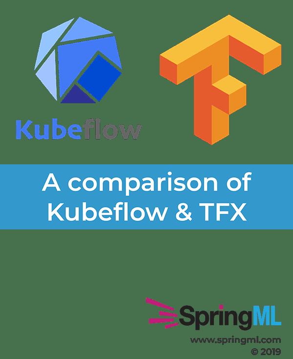 Comparison of Kubeflow & TFX
