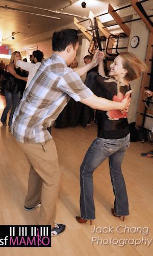 Bailin Liu: Salsa Dancing