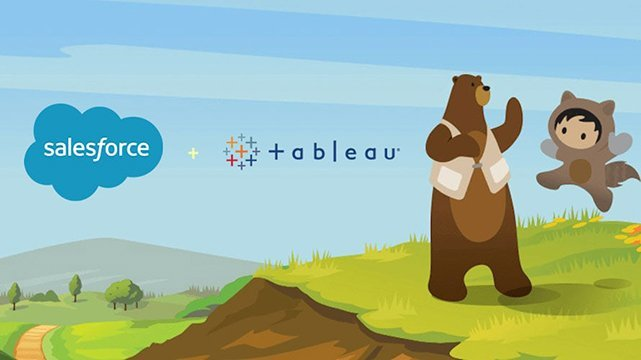 Salesforce Tableau Acquisition