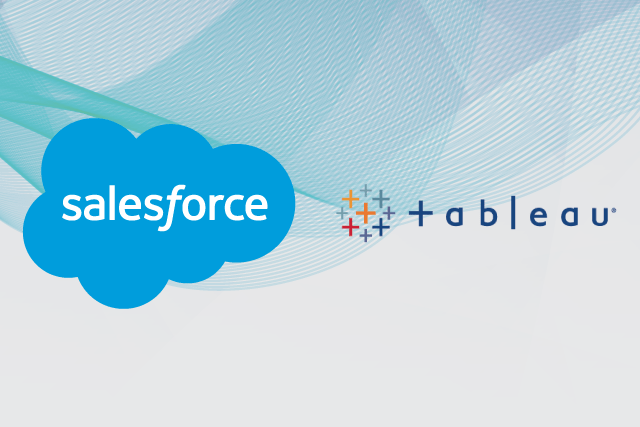 Salesforce's Tableau acquisition