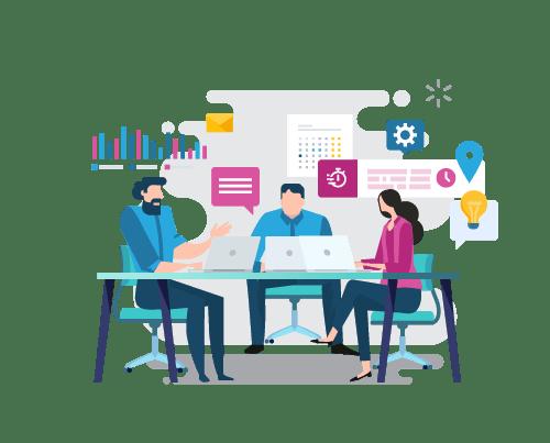 Business Workflows using SAP Data
