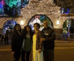 Employee Highlight Piyush Family Pic