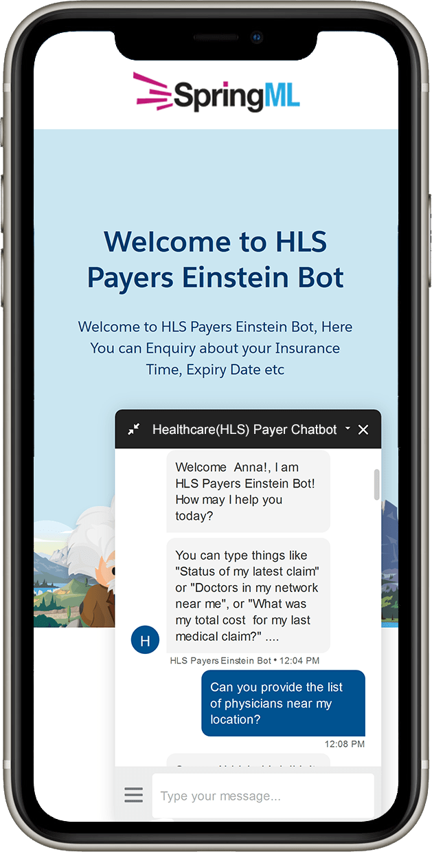 Creating a chatbot experience that is more human and less menu-driven