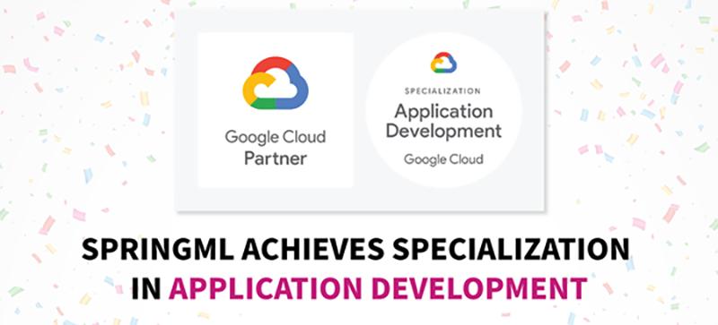 SpringML Achieves Specialization In Application Development
