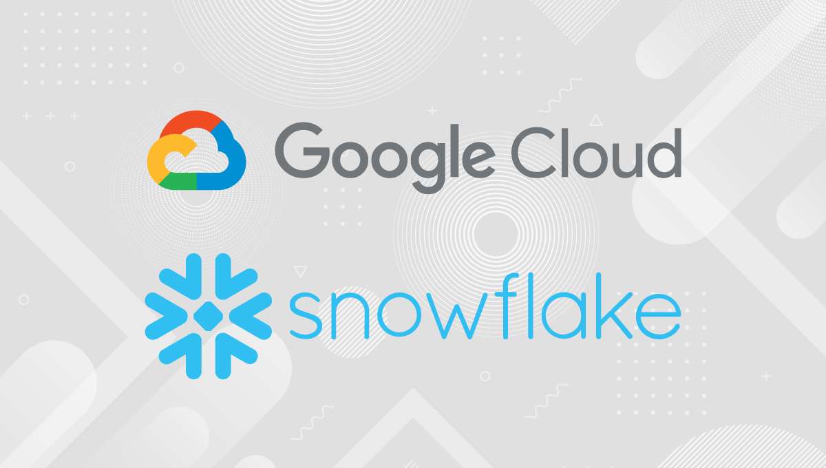Snowflake On Google Cloud