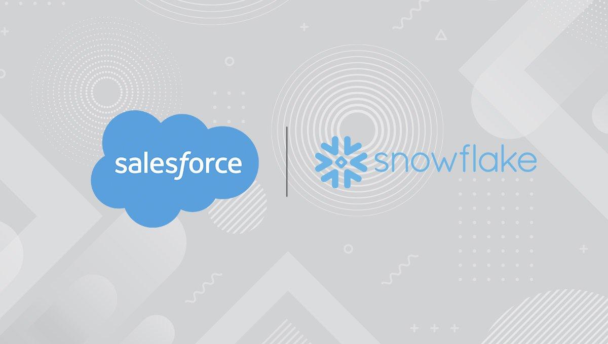Snowflake Live Connector in Salesforce Einstein Analytics Studio