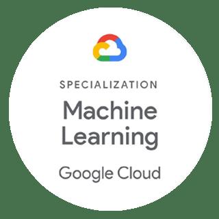 Google Cloud Machine Learning Specialization