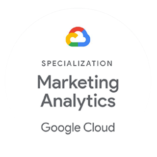Google Cloud Marketing Analytics Specialization