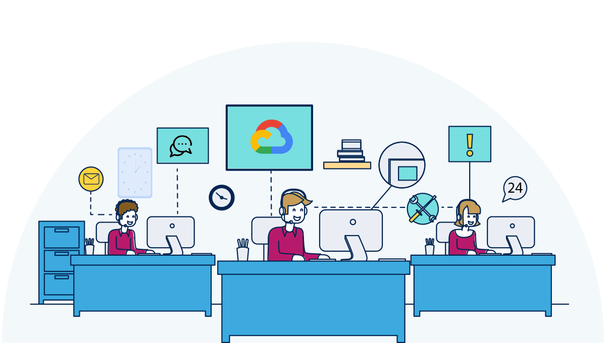 Modernize Your Call Center and Enable Digital Equity Using Google Cloud CCAI