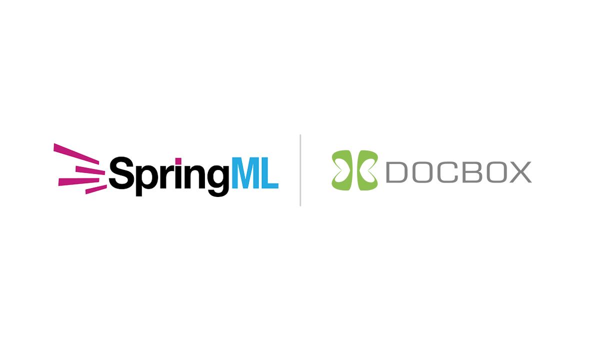 SpringML announces collaboration with DocBox to enable data driven healthcare