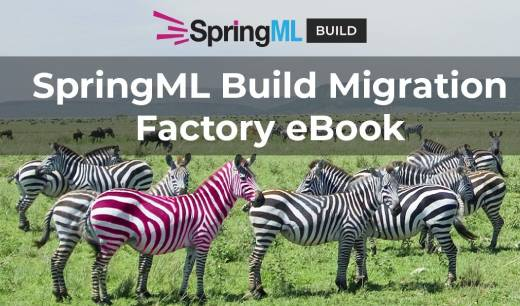 SpringML Build Database Migration Factory eBook