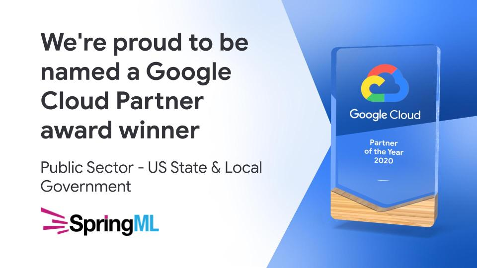 Google Cloud Partner Awards