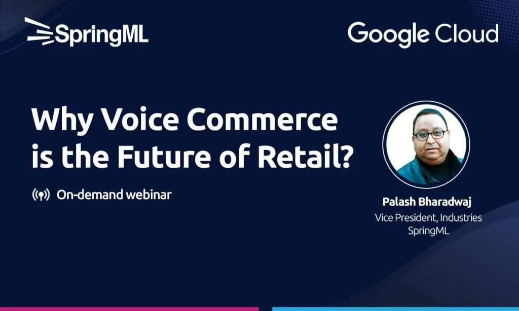 Why Voice Commerce is the Future of Retail